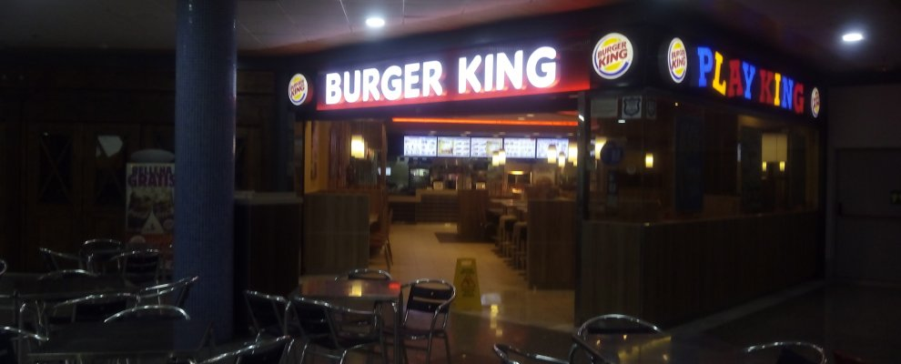 Burger King<sup>&reg</sup> C.C. San Fernando Plaza<br>
